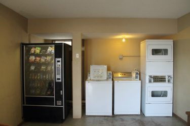 Snack and Guest Laundry Area-Continental Inn & Suites Nacogdoches